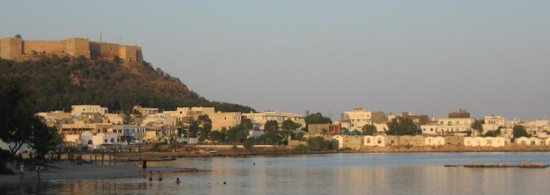 Le fort de Kelibia